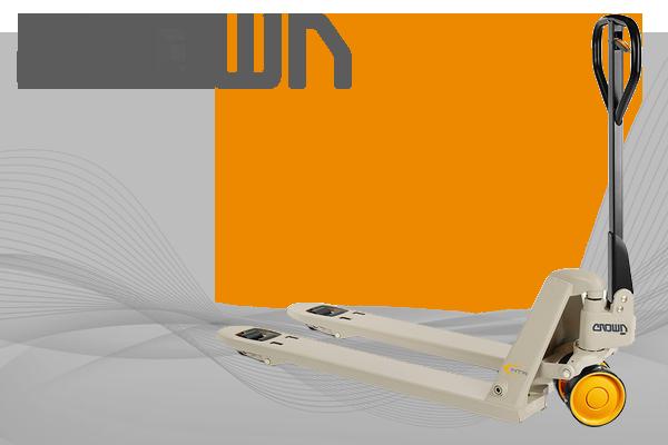 Vozíky Crown